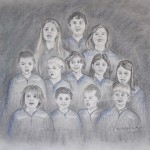 Cherub Choir April 2013